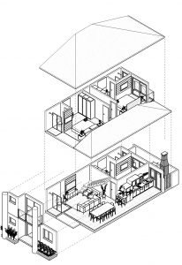 Casa 3 súites